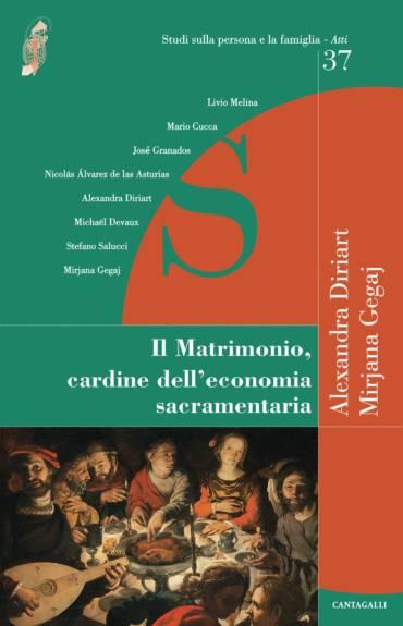 Il Matrimonio, cardine dell'economia sacramentaria