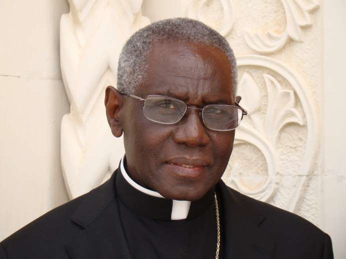 Il Messaggio del Cardinal Robert Sarah