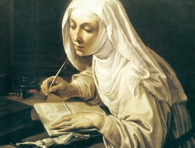 Santa Caterina da Siena «mistica della politica»